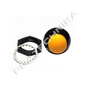 Przycisk joysticka MERLO żółty