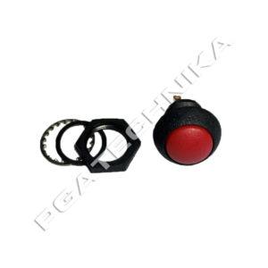Przycisk joysticka MERLO czerwony