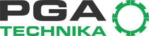 PGA TECHNIKA części MERLO - logo